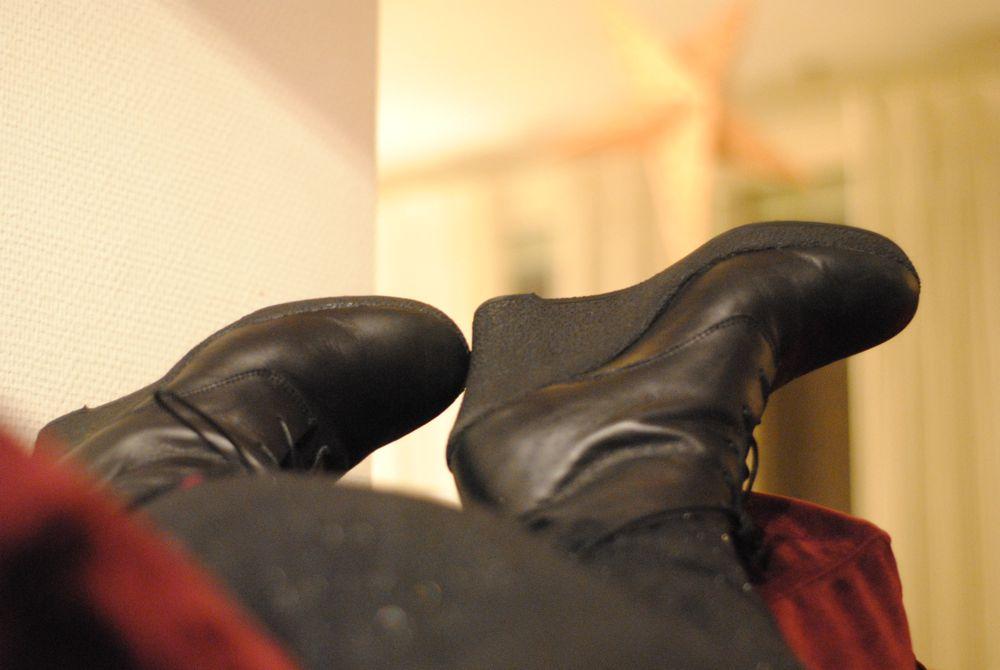 Chaussures à lacets Aila Dr. Martens vue 34 (avec images
