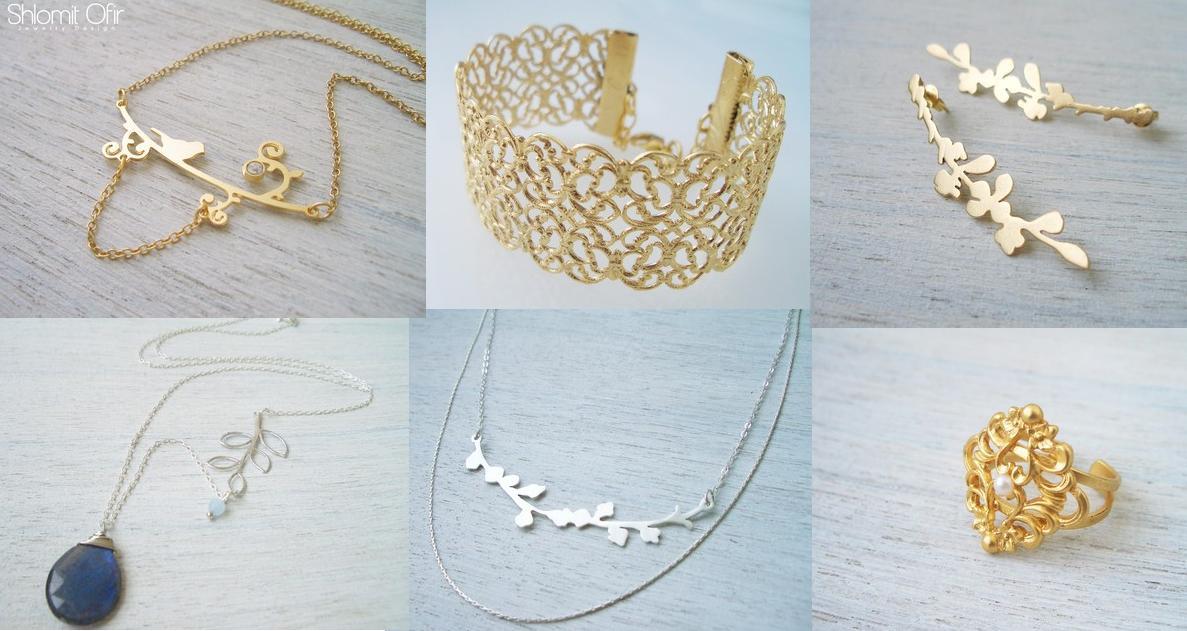 magasin en ligne moins cher acheter de nouveaux Les jolis bijoux de Shlomit Ofir