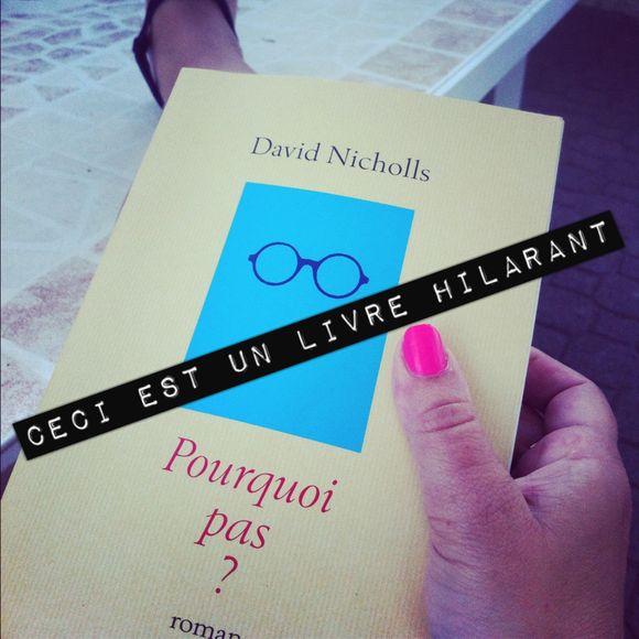 Pourquoi pas de David Nicholls